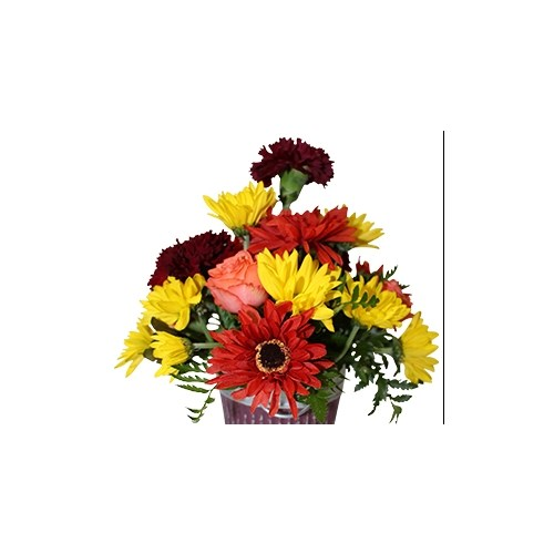 Country_Meadow Flower Arrangement