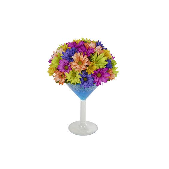 Crazy Daisy Martini   1-800-Flowers   Flowerama, Cedar Falls #427